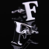 Manžetové gombíky písmeno F