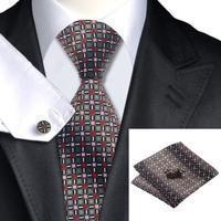Manžetové gombíky s kravatou Afrodité