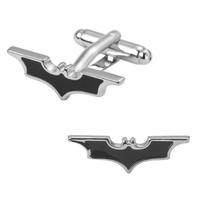 Manžetové gombíky Batman logo