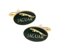 Manžetové gombíky Jaguar gold