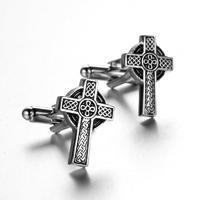 Manžetové gombíky keltský kríž