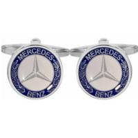 Manžetové gombíky Mercedes Benz Lux