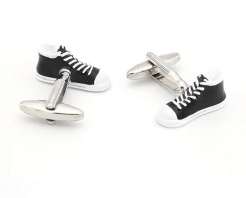 Manžetové gombíky topánky