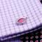 Manžetové gombíky Vintage pink - 1/2