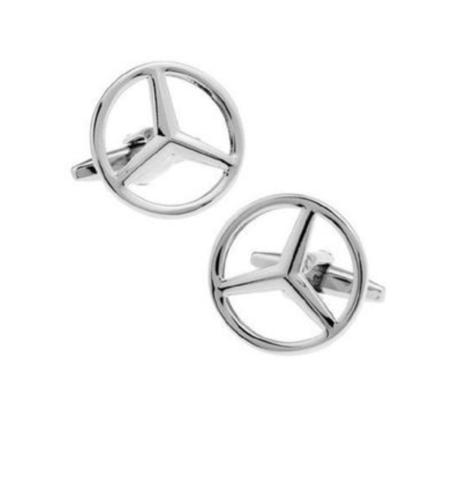 Manžetové gombíky Mercedes