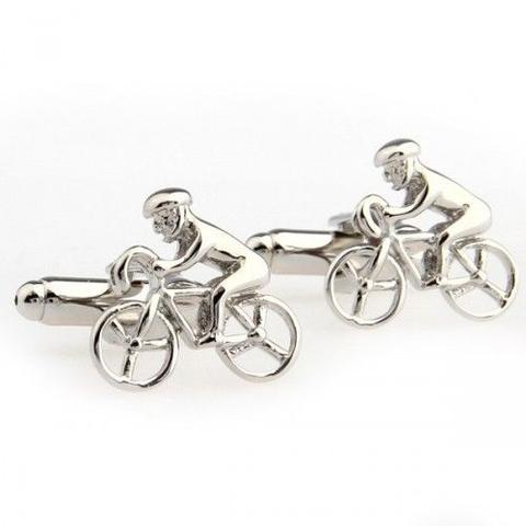 Manžetové gombíky Bikes - 1