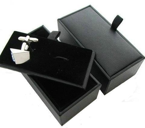 Krabička pre manžetové gombíky - rakvička
