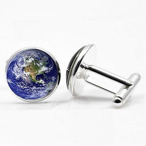 Manžetové gombíky země - 1