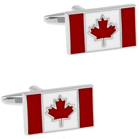 Manžetové gombíky Kanada