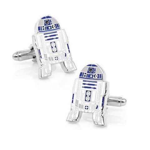 Manžetové gombíky Star Wars R2D2
