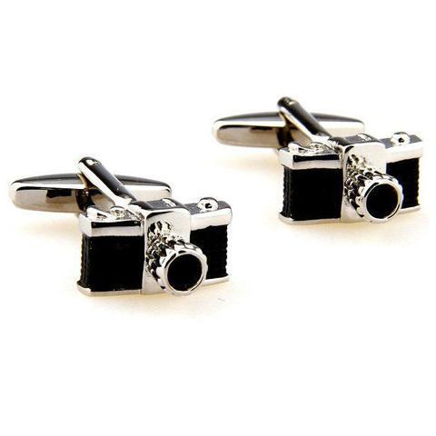 Manžetové gombíky fotoaparát