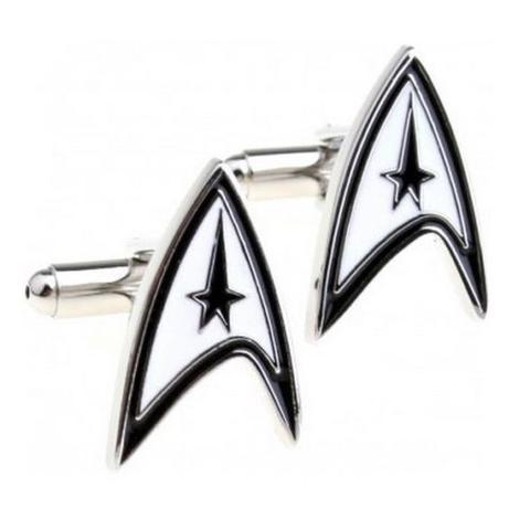 Manžetové gombíky Star Trek - 1