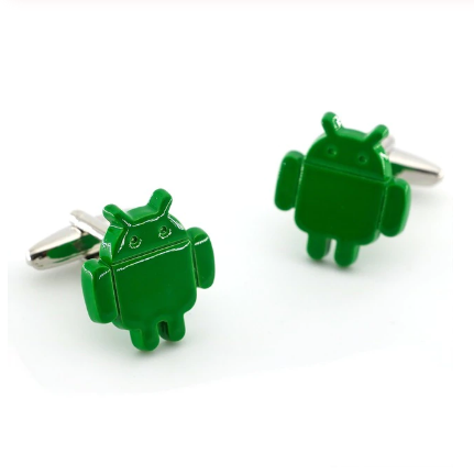 Manžetové gombíky Android