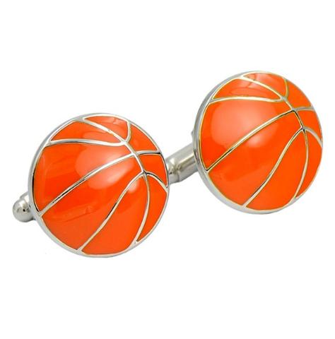 Manžetové gombíky Basketbal loptu