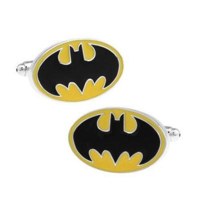 Manžetové gombíky Batman (Betman) - 1