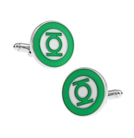 Manžetové gombíky Green Lantern