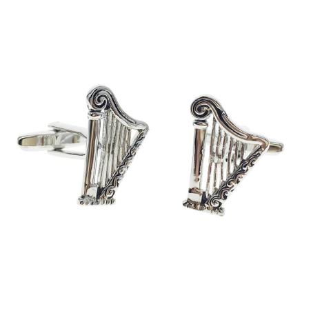 Manžetové gombíky harfa