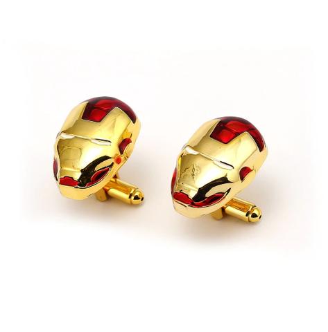 Manžetové gombíky Iron Man Marvel - 1