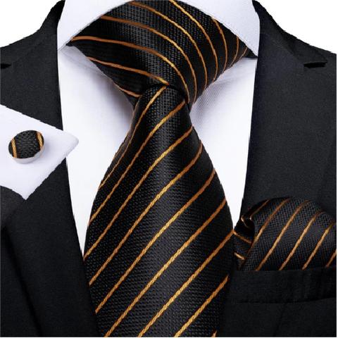 Manžetové knoflíčky s kravatou Theia