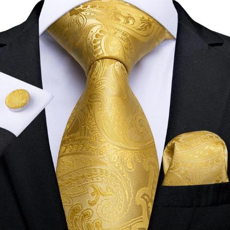 Manžetové gombíky s kravatou Galateia