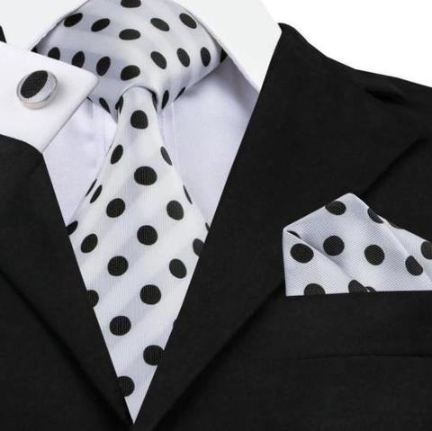 Manžetové knoflíčky s kravatou Persefóne