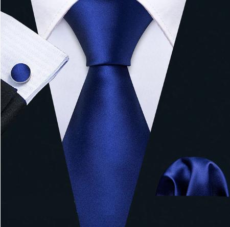 Manžetové gombíky s kravatou Inachos