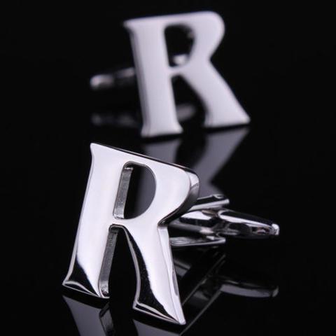 Manžetové gombíky písmeno M a B