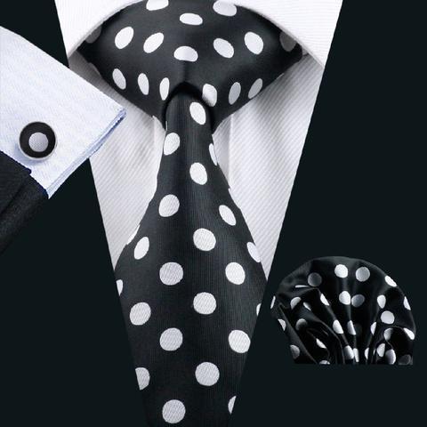 Manžetové gombíky s kravatou Artemis - 1