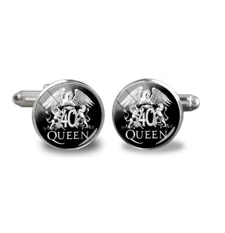 Manžetové gombíky Queen