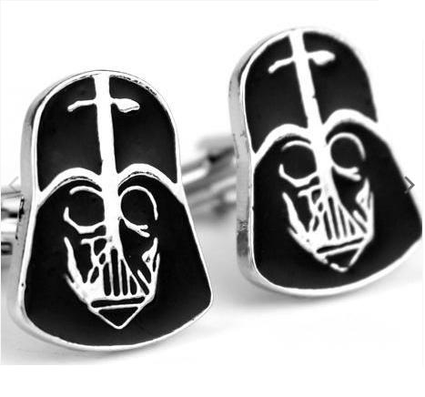 Manžetové gombíky Darth Vader Star Wars - 1