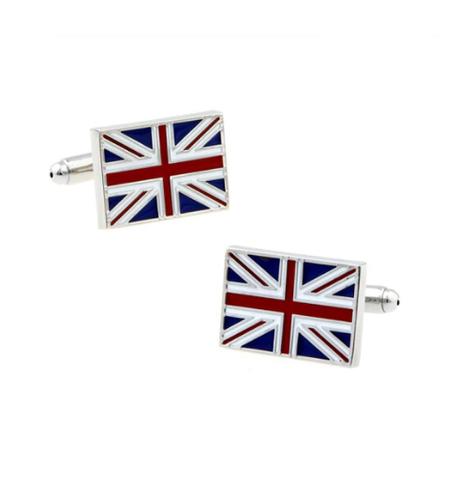 Manžetové gombíky Velká Británia - 1