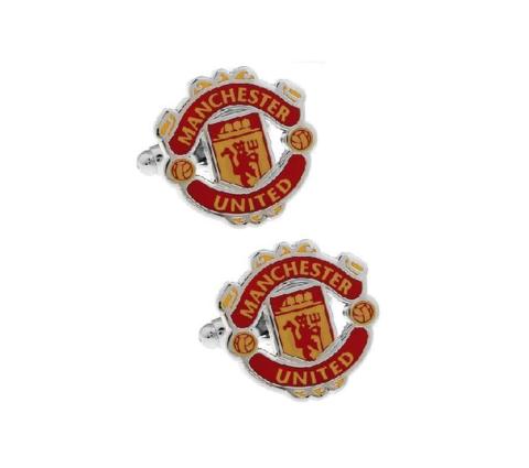 Manžetové gombíky Manchester United