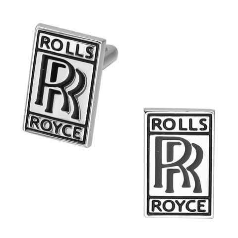 Manžetové gombíky Rolls Royce - 1