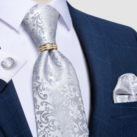 Manžetové gombíky s kravatou Hekaté