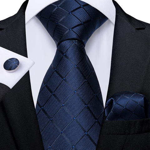 Manžetové gombíky s kravatou Eris - 1