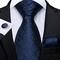 Manžetové gombíky s kravatou Eris - 1/2