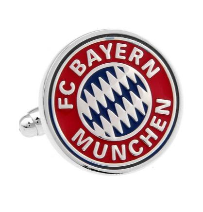 Manžetové gombíky - Futbalový klub Bayern Munchen - 2