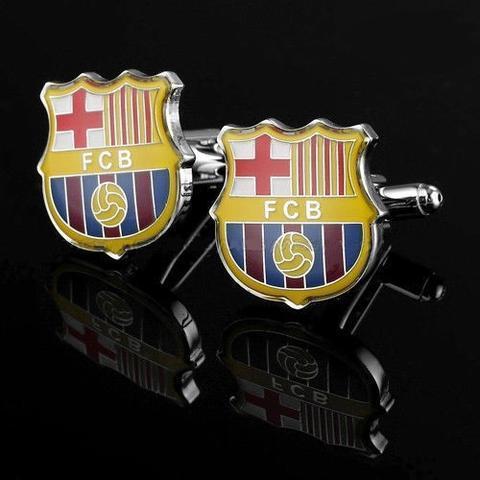 Manžetové gombíky FC Barcelona - 2