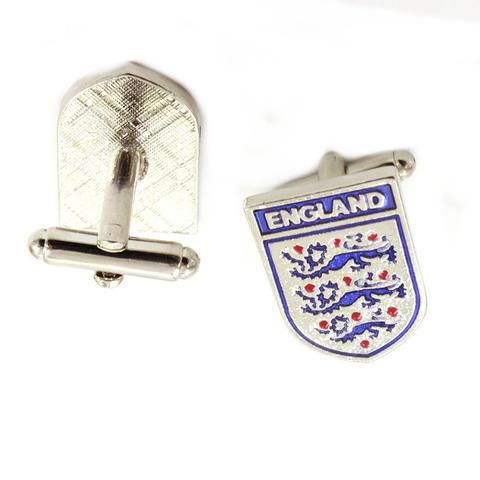 Manžetové gombíky futbalový znak Anglicka - 2