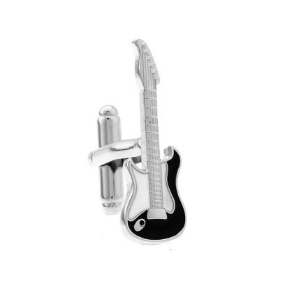 Manžetové gombíky gitara - 2