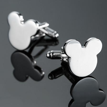 1191/5000 Manžetové gombíky Mickey Mouse - 2