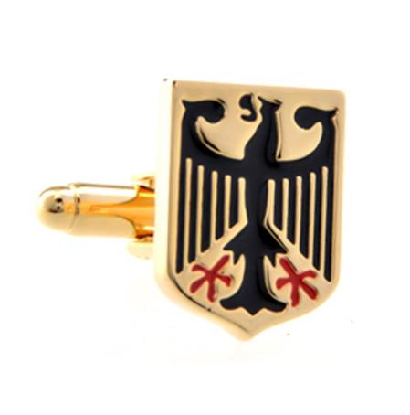 Manžetové gombíky štátny znak Nemecka - 2
