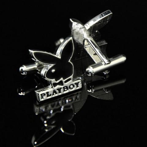 Manžetové gombíky Playboy - 2