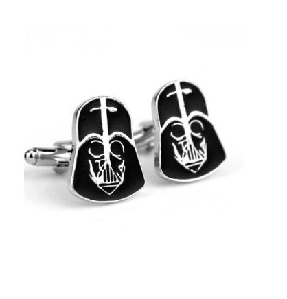 Manžetové gombíky Darth Vader Star Wars - 2