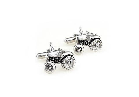 Manžetové gombíky traktor - 2