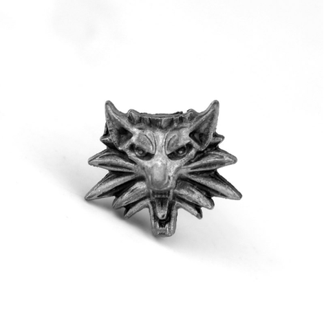 Manžetové gombíky vlk - 2
