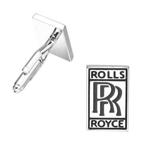Manžetové gombíky Rolls Royce - 2