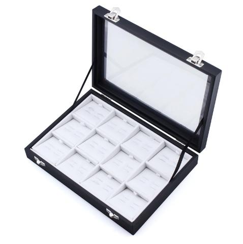 Krabička manžetové gombíky 12 ks - 3
