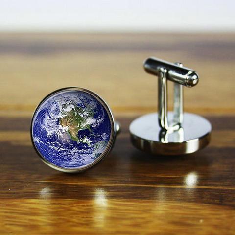 Manžetové gombíky země - 3