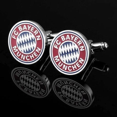Manžetové gombíky - Futbalový klub Bayern Munchen - 3